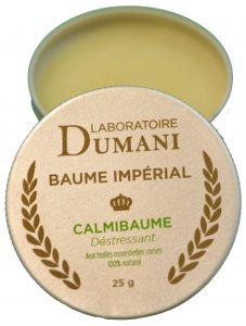 Calmibaume, baumes aux huiles essentielles déstressantes
