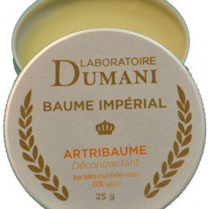 Artribaule, baume aux huiles essentielles décontracturantes