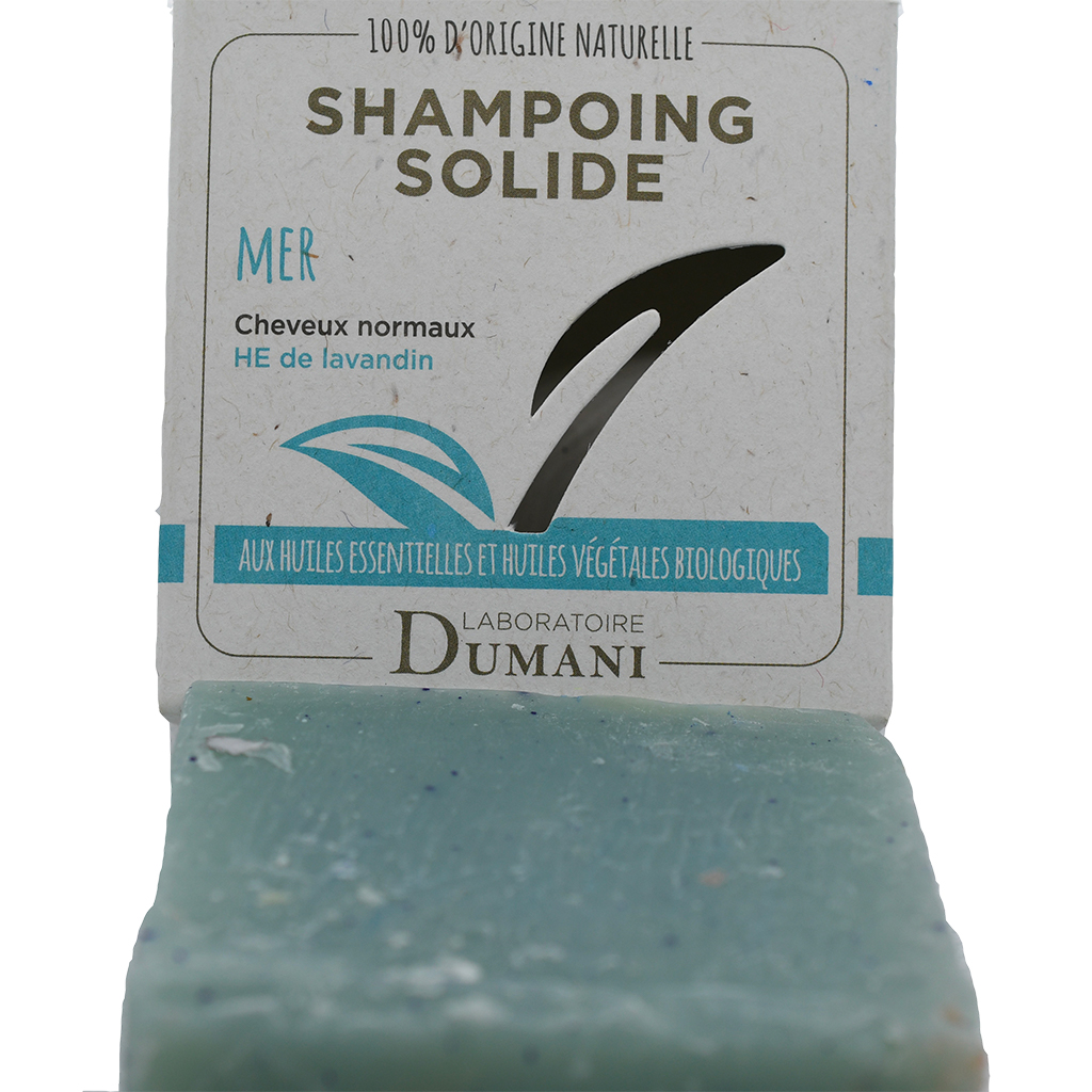 "Shampoing mer ""cheveux normaux"""